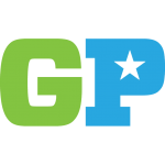 GP square logo