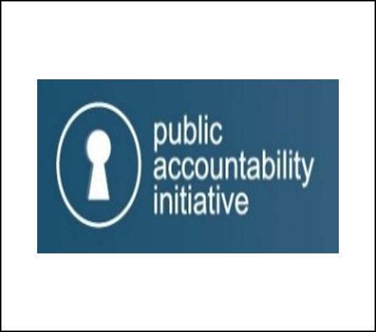 Public Accountability Initiative